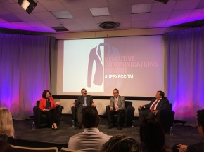 The Future of Executive Communications Panel